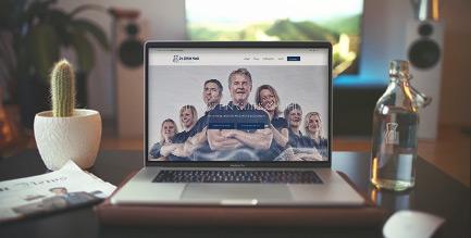Website Praxis Dr. Heck