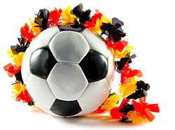 Fußball Hawaiikette