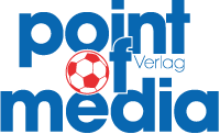 point of media - Fußball Logo