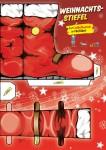 Weihnachtsstiefel - Vorderseite
