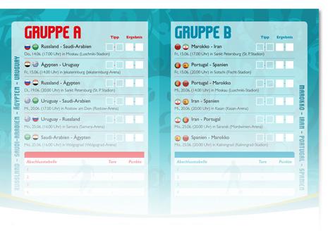 EM2020 - Spielplan