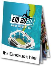 "EM2020-Planer ""Faltblatt"""