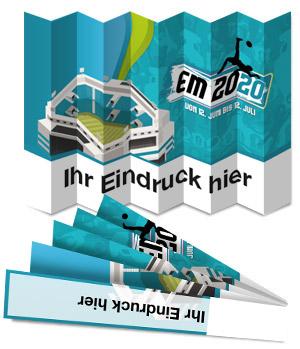 EM2020-Planer Klatschpappe