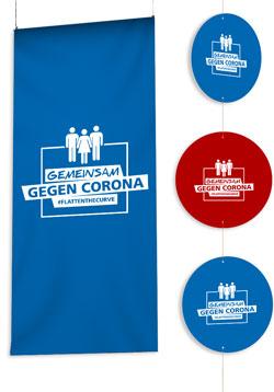 Corona Deckenhänger