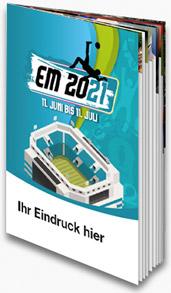 EM 2021 Planer Broschüre