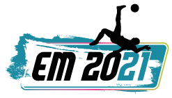 Fußball EM 2021 Logo